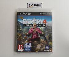 Far Cry 4 Edition Limitée | Jeu Sony PS3 en VF | Version PAL | Neuf scellé
