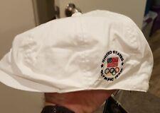 2012 Ralph Lauren United States Opening Ceremony Hat Cap White M