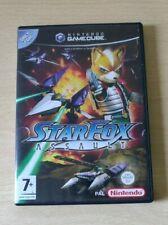 NINTENDO GAMECUBE STARFOX ASSAULT PAL ITALIANO CD COME NUOVO COMPLETO
