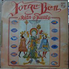 "JORGE BEN 1975 ""Solta O Pavao"" Samba Soul Funk Breaks Original LP BRAZIL HEAR"