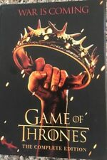 GAME OF THRONES War is Coming The Complete Season 2, 5 Disc Set DVD