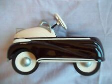 1939 Lincoln Zephyr Pedal Car Brown And Beige By Murry - Hallmark Kiddie Car