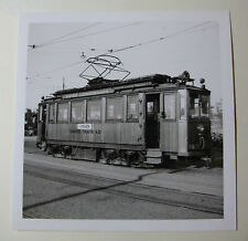 SWE09 - LIDINGO TRAFIK A.B. TRAMWAY - TRAM No4 Route 20 PHOTO Sweden