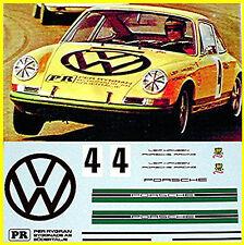 Porsche 911S VW Suecia Dalsland Circuito 1968 Leif Hansen #4 1:43