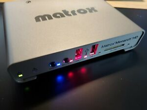 Matrox Monarch HD Simultaneous Live Streaming & Recording HDMI