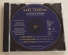 Karl Jenkins Imagined Oceans  Promotional  Sampler  CD  RARE