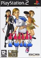 Pink Pong PS2 Nuovo e Sigillato