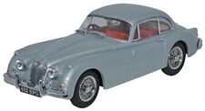 Oxford JAGXK150007 PKW Jaguar XK150 Fixed Head Coupe Mist Grey 1/43