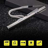Mini Portable USB Rechargeable Flashlight Waterproof Torch Keychain Lamp Gift