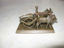 Small Antique Bronze or Brass Miniature.07/2/2020