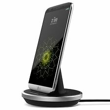ENCASED® LG G5 Desktop Charging Dock Cradle - Case-compatible ( Type-C Charger )