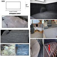 Boat RV Van&Car Black 40''x79'' Hight Quality Interior Floor Carpet Liner Carpet