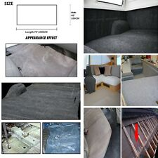 Boat RV Van&Car Black 40''x79'' Hight Quality Interior Floor Carpet Liner Carpet