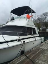 Bertram 33' sportfish  Freshwater boat.