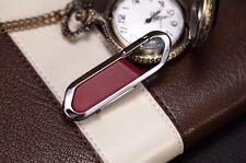 PORTACHIAVE A MOSCHETTONE 64GB USB PENDRIVE PEN DRIVE  chiavetta chiave memoria