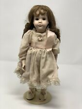 """Antique 13.5"""" German Bisque Character Doll Designed by Grace Corry Rockwell"""