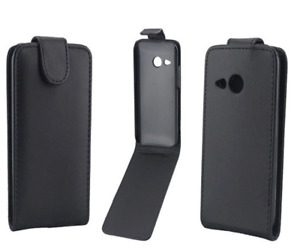 Leather Flip Phone Case Cover For Nokia Lumia 720 / HTC DESIRE C / HTC EYE