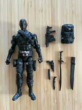 G.I. Joe Classified Series Snake Eyes Action Figure [Loose]