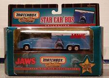 JAWS BUS * MATCHBOX STAR CAR ~ Mint in Near Mint Box