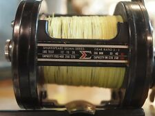 SHAKESPEARE SIGMA SERIES OVERHEAD REEL / MADE IN JAPAN !