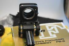 Nikon PB6 Balgen im guten Zustand und ovp