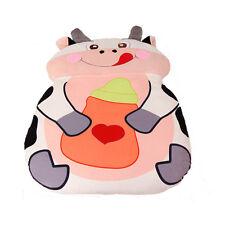 Double Bed Soft Plush Beanbag Mattress Sofa Mat Cow Stuffed Animal Toy 200*150cm