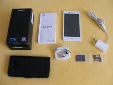 ZTE Blade L3 8 GB Weiß. Smartphone Simlock frei. Dual Sim.