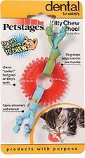 Petstages Dental Kitty Chew Wheel, Dental Chew Toy