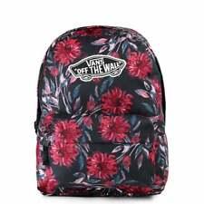 Vans Realm Backpack - Black Dahlia