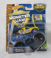 Hot Wheels Monster Jam BOUNTY HUNTER TEAM FLAG!