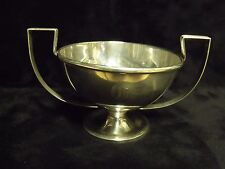 ANTIQUE ART DECO MANCHESTER STERLING 959 CHALICE STYLE PEDESTAL CUP 97 GRAMS