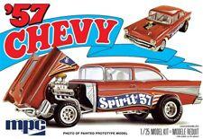 MPC 1957 Chevy Bel Air Spirit of 57 1/25 Model Kit MPC904-NEW