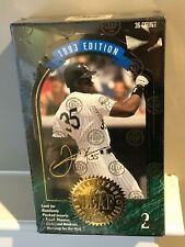 1993 Edition The Leaf Set Series 2 FACTORY SEALED Box