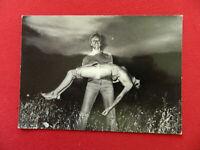 HELMUT NEWTON RAMATUELLE 1974 carte postale