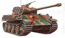 Tamiya 1/35 Panther G w/Steel Wheels # 35174