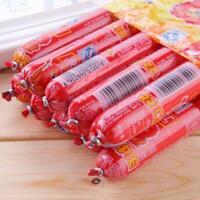 600g Shuanghui Sausages Chinese Snack Food 中国双汇王中王优级火腿肠即食香肠零食 600克/袋