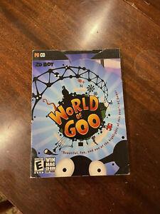 World of Goo - 2D Boy ~ PC CD Computer Game