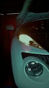 Nissan led side light Micra Note Terrano X Trail, upgrade, all models.