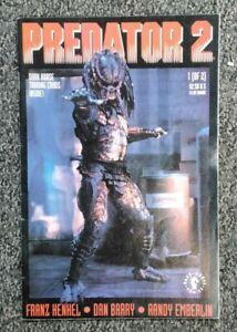 Predator 2 issue #1 comic book February 1991