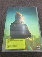 NEW ORDER A COLLECTION UK NTSC DVD 0349 70484-2 REGIONS 2/3/4/5