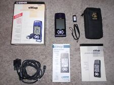Garmin - Emap - Gps - Electronic Map - Deluxe Package - Data Card - In Box