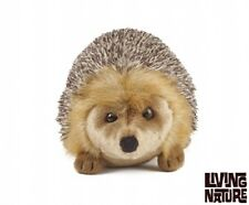 Hedgehog Large Soft Toy 23cm by Living Nature