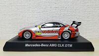 1/64 Kyosho MERCEDES BENZ CLK DTM AMG VODAFONE #1 diecast car model