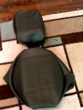 HONDA VT1100C Shadow 1987-1988   2 Piece Plain Custom Made Motorcycle Seat Cover
