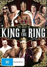 WWE - Best Of King Of The Ring (DVD, 2012, 3-Disc Set) Region 4