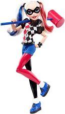 """Dc Super Hero Girls Harley Quinn 12"""" Action Doll"""