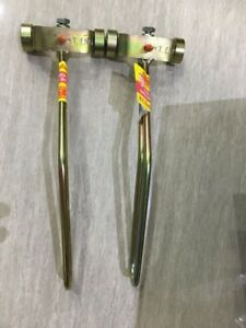 B.T.  Engineering RS Raker All Steel Australian Made 2pcs