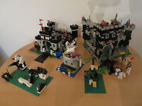 (TB) Lego Knight Castle 6085 & Various Castles & Sets Selection of RARE