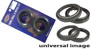 15-6126 Kawasaki EN450A 454 LTD1985-2000 Fork Seal/wiper Kit:kaw Ex500a By K&l