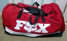 New Fox Podium 180 Gear Luggage Bag Flame Red/White/Black 88.5x39x44cm 24608-122